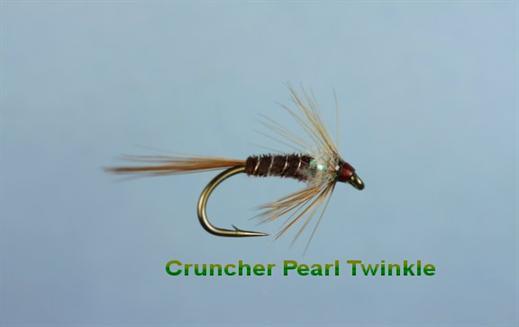 Cruncher Pearl Twinkle