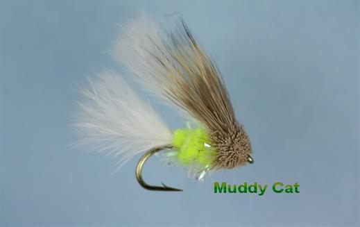 Muddy Cat Muddler