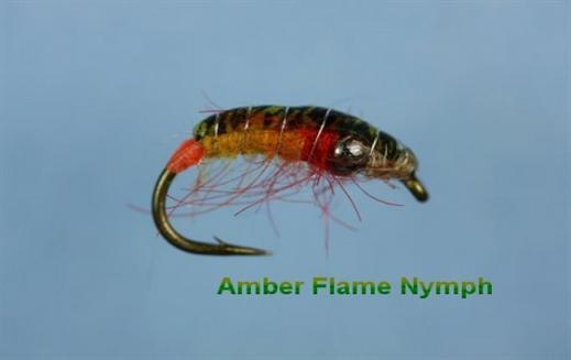 Amber Flame Bug