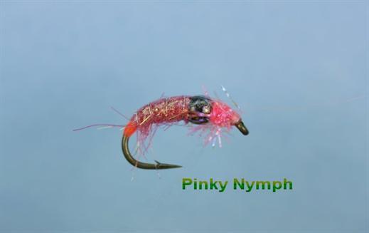 Pinky Tungsten Bug