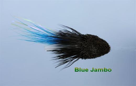 Blue Jambo Wake Fly