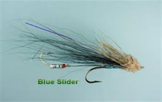 Blue Slider