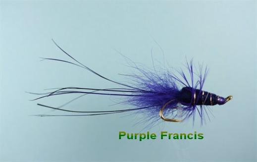 Purple Frances