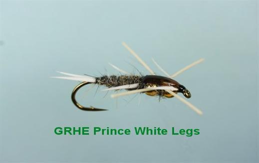 GRHE Prince White Legs