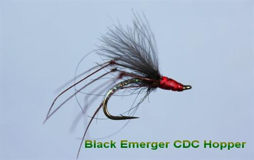 Black CDC Emerging Hopper
