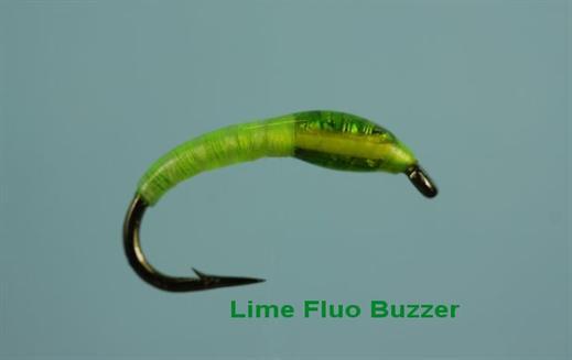 Lime Fluo Buzzer