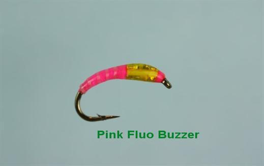 Pink Fluo Buzzer
