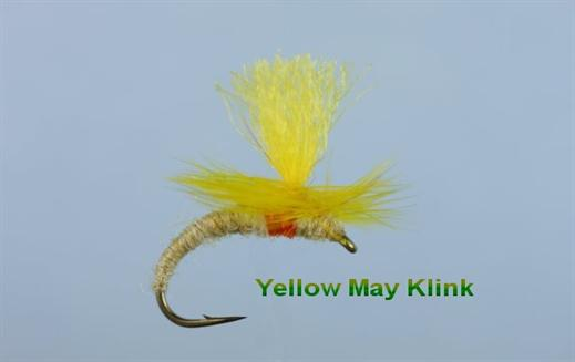 Yellow May Klinkhammer
