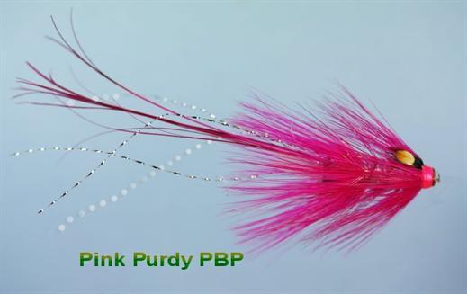 Pink Purdy PBP