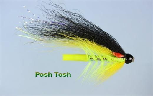 Posh Tosh JC Aluminium