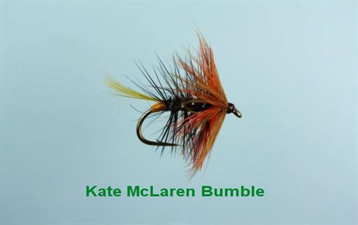 Kate McLaren Bumble