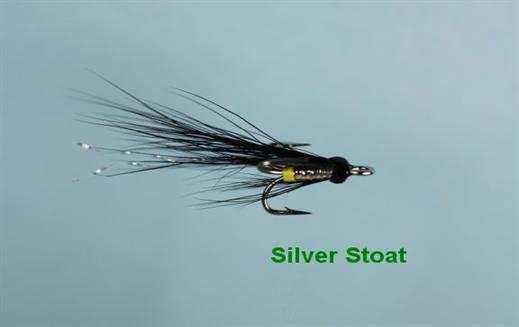 Silver Stoat Tail Micro Treble