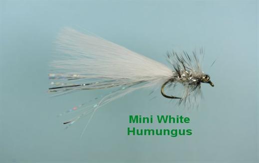 Mini White Humungous