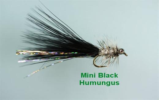 Mini Black Humungous