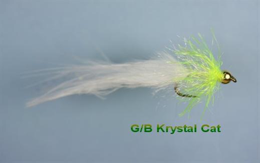 Krystal Chartreuse Cat