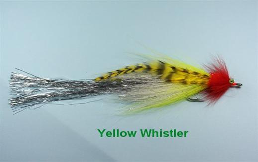 Yellow Whistler