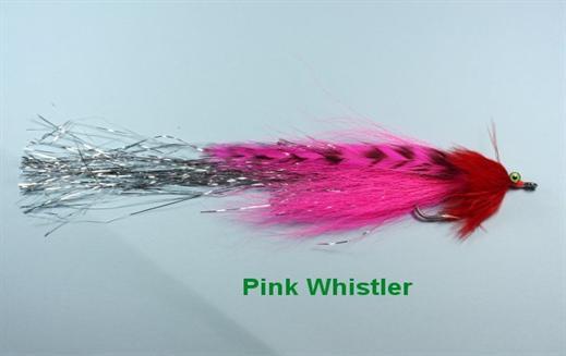 Pink Whistler