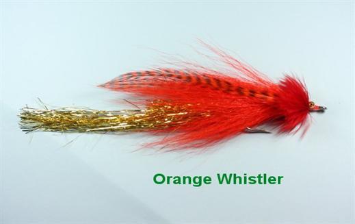 Orange Whistler