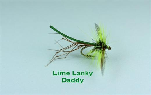 Lime Lanky Daddy