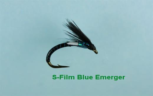 S-Film Blue Emerger Buzzer
