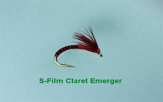 S-Film Claret Emerger Buzzer