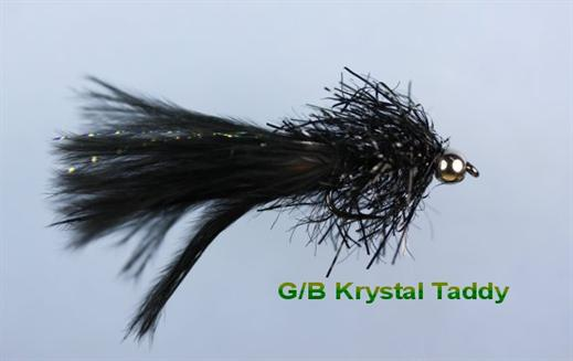 Black Taddy Silverhead