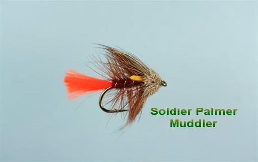 Soldier Palmer Muddler
