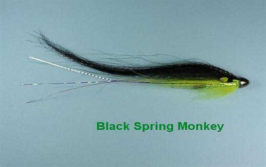 Black Spring Monkey JC