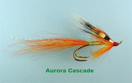 Aurora Cascade Salar