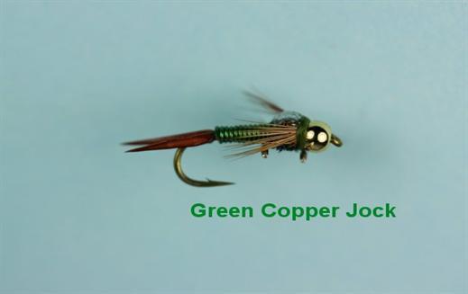 Green Copper Jock