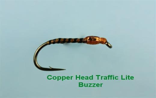 Copper Head Traffic Light Buzzer