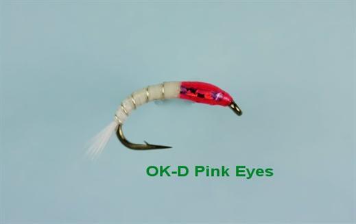 OK-D Pink Eyes Buzzer