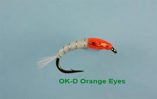 OK-D Orange Eyes Buzzer