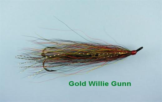 Gold Willie Gunn Waddington