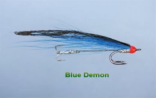 Blue Demon Flying T