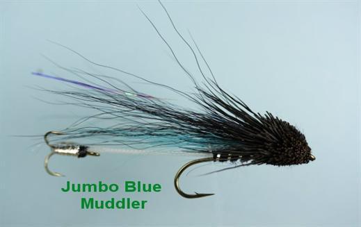 Jumbo Blue Muddler