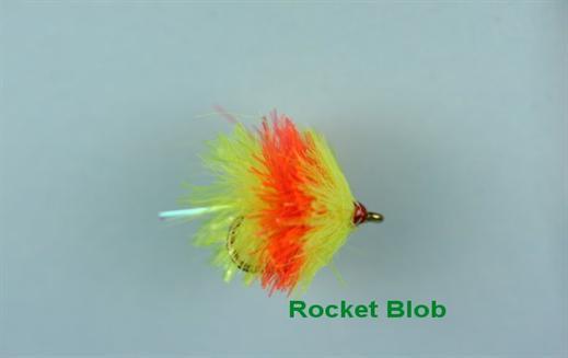 Rocket Blob
