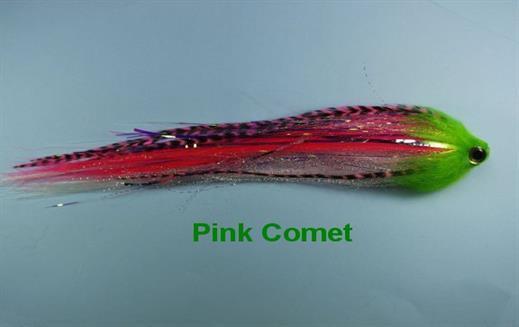 Pink Comet
