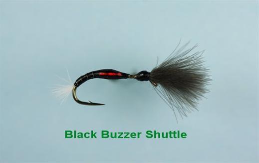 Black Buzzer Shuttle