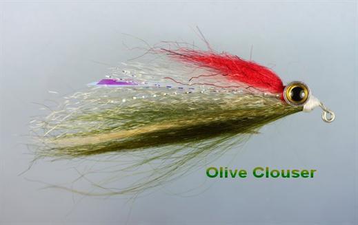 Olive Clouser