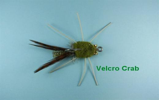 Velcro Crab