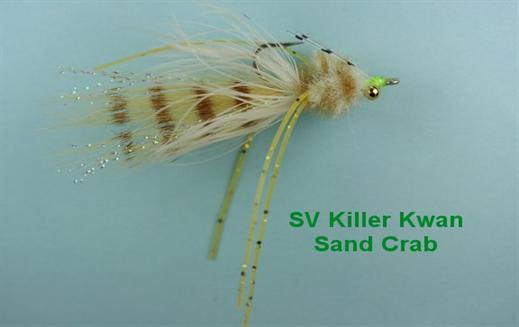 SV Killer Kwan Sand Crab