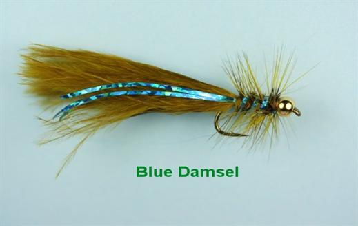 Blue Damsel Lure