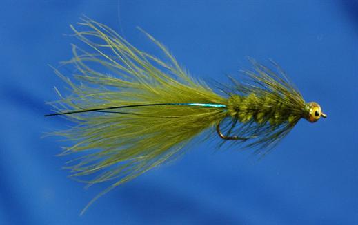 Elwyns Olive Woolly Bugger