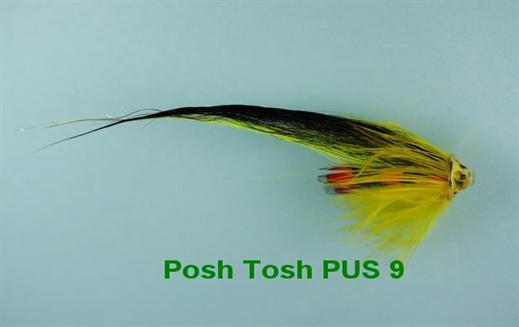 Posh Tosh PUS 9 Disc