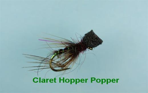 Claret Hopper Popper
