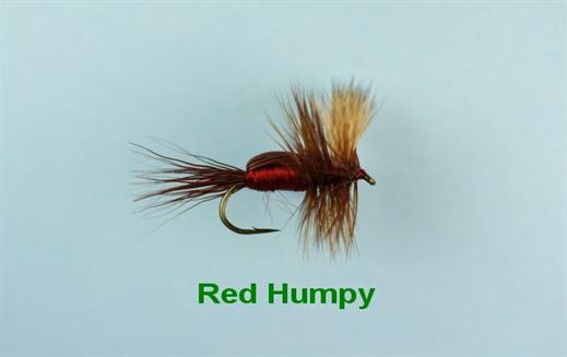 Red Humpy