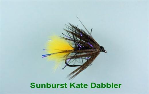 Sunburst Kate Dabbler