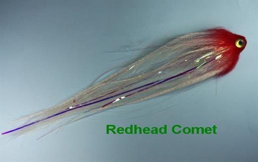 Redhead Comet
