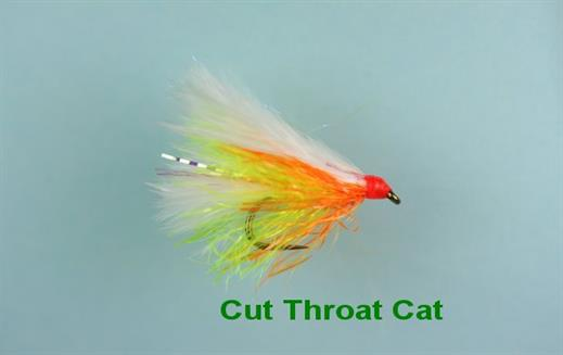 Mini Cut Throat Cat